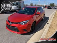 2016_Toyota_Corolla_LE_ Decatur AL