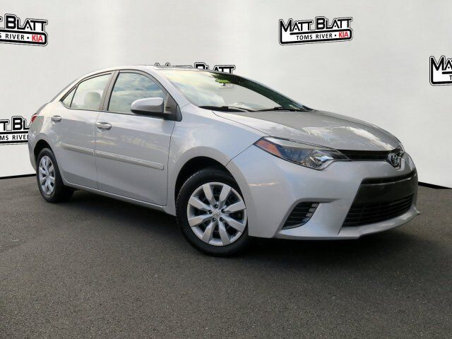 2016 Toyota Corolla LE Egg Harbor Township NJ