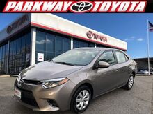 2016_Toyota_Corolla_LE_ Englewood Cliffs NJ