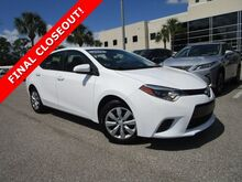 2016_Toyota_Corolla_LE_ Fort Myers FL