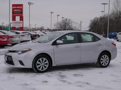 2016_Toyota_Corolla_LE_ Inver Grove Heights MN