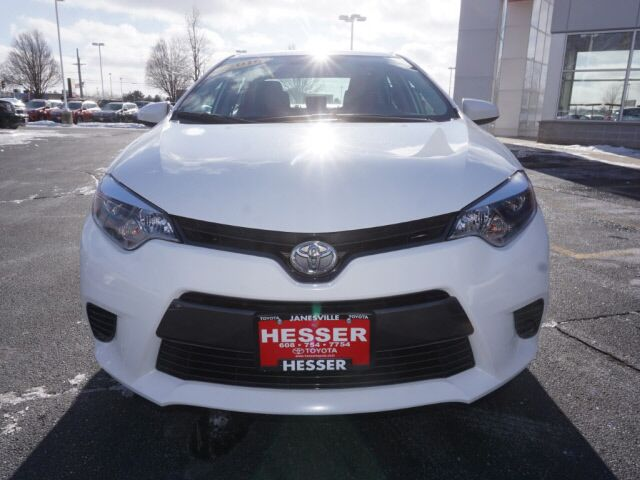 2016 Toyota Corolla LE Janesville WI