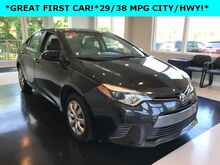 2016_Toyota_Corolla_LE_ Manchester MD