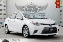 Toyota Corolla LE, NO ACCIDENT, BACK-UP CAM, BLUETOOTH, HEATED SEATS 2016