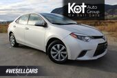 2016 Toyota Corolla LE, No Accidents, Great on Fuel, Back up Camera