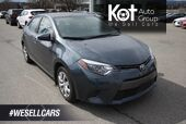 2016 Toyota Corolla LE One owner, Low kms