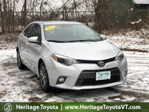 2016 Toyota Corolla LE Plus South Burlington VT