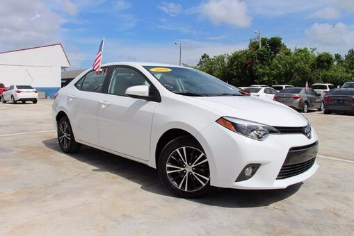 2016_Toyota_Corolla_LE Plus_ Homestead FL