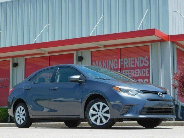 2016 Toyota Corolla LE Richmond KY