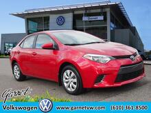 2016_Toyota_Corolla_LE_ West Chester PA
