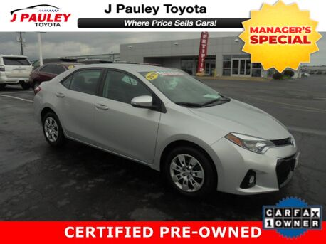 2016_Toyota_Corolla_S_ Fort Smith AR