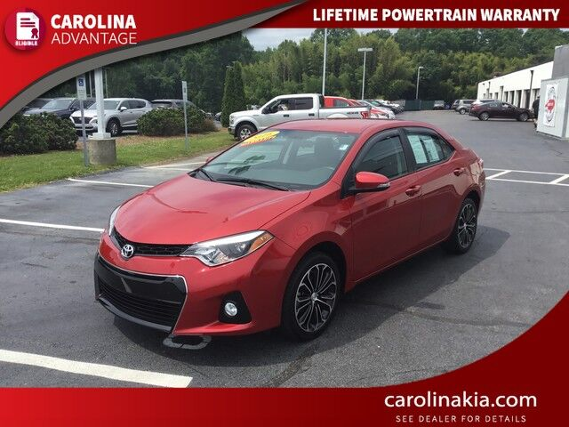 2016 Toyota Corolla S High Point NC
