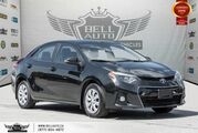 2016 Toyota Corolla S, NO ACCIDENT, BACK-UP CAM, LEATHER, BLUETOOTH, VOICE CMND Toronto ON