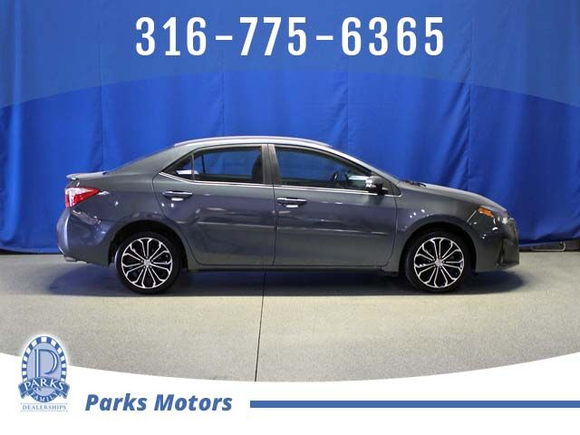 2016 Toyota Corolla S Plus Wichita KS