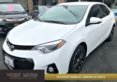 2016_Toyota_Corolla_S Plus_ Bishop CA