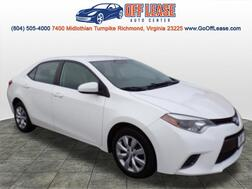 2016_Toyota_Corolla_S Plus CVT_ Richmond VA