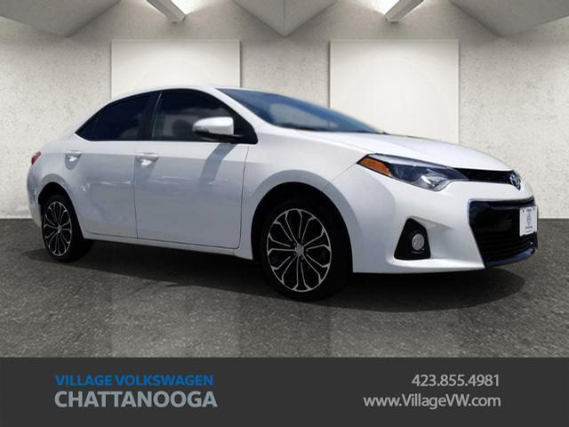 2016 Toyota Corolla S Plus Chattanooga TN