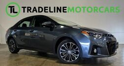 2016_Toyota_Corolla_S Plus LEATHER, REAR VIEW CAMERA, BLUETOOTH AND MUCH MORE!!!_ CARROLLTON TX