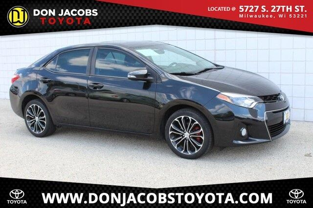 2016 Toyota Corolla S Plus Milwaukee WI