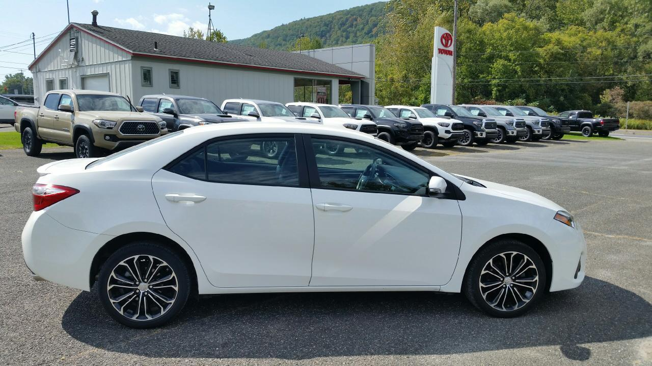 2016 Toyota Corolla S Plus North Adams MA