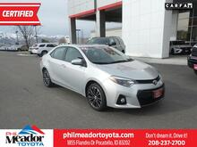 2016_Toyota_Corolla_S Plus_ Pocatello ID