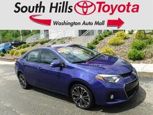 2016_Toyota_Corolla_S Plus_ Washington PA