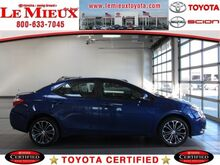 2016_Toyota_Corolla_S Plus_ Green Bay WI