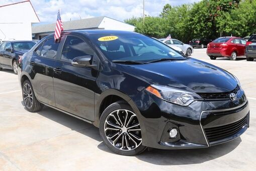 2016_Toyota_Corolla_S Plus_ Homestead FL