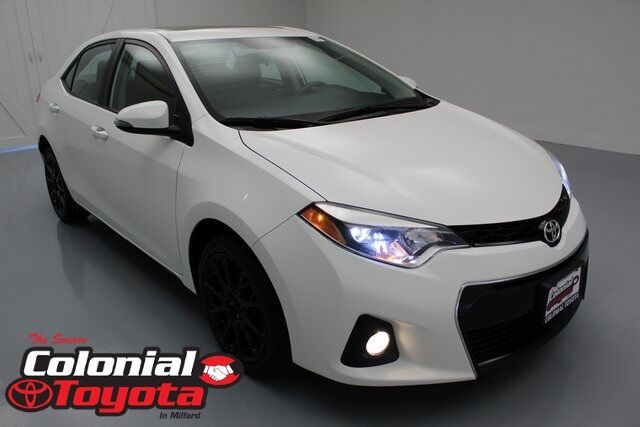 2016 Toyota Corolla S Special Edition Milford CT