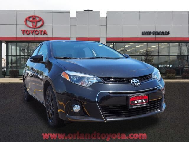 2016 Toyota Corolla S Special Edition Tinley Park IL