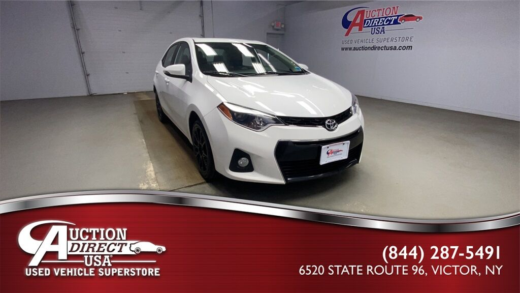 2016 Toyota Corolla S Special Edition Victor NY