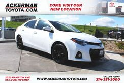 2016_Toyota_Corolla_S w/Special Edition Pkg_ St. Louis MO