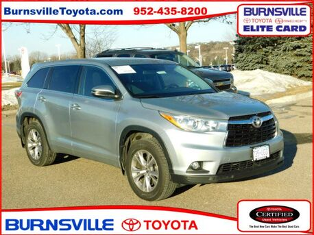 2016_Toyota_Highlander__ Burnsville MN