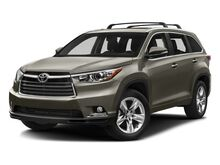 2016_Toyota_Highlander__ Hattiesburg MS
