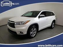 2016_Toyota_Highlander_AWD 4dr V6 Limited_ Cary NC