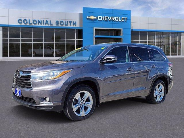 2016 Toyota Highlander AWD 4dr V6 Limited Platinum North Dartmouth MA