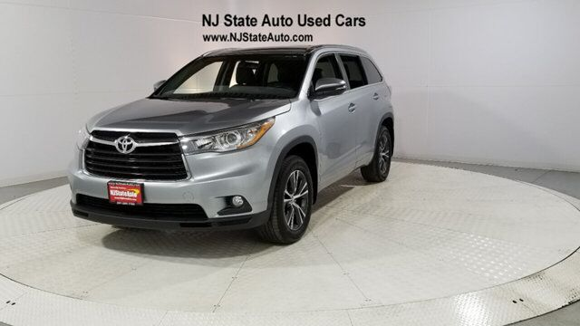 2016 Toyota Highlander AWD 4dr V6 XLE Jersey City NJ