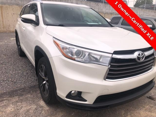 2016 Toyota Highlander AWD 4dr V6 XLE Cranberry Twp PA