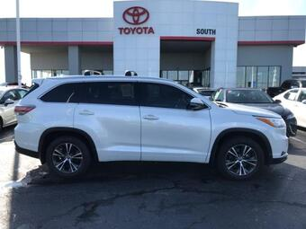 2016_Toyota_Highlander_AWD 4dr V6 XLE_ Richmond KY