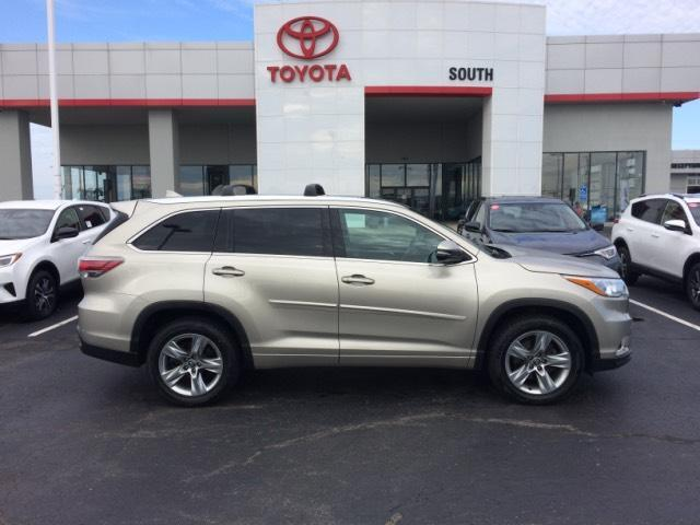 2016 Toyota Highlander FWD 4dr V6 Limited Richmond KY