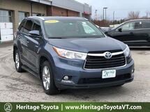 2016 Toyota Highlander Hybrid Limited South Burlington VT