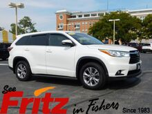 2016_Toyota_Highlander_LE_ Fishers IN