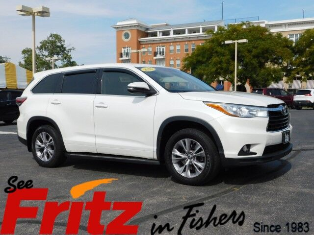 2016 Toyota Highlander LE Fishers IN