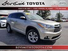 2016_Toyota_Highlander_LE PLUS_ Fort Pierce FL