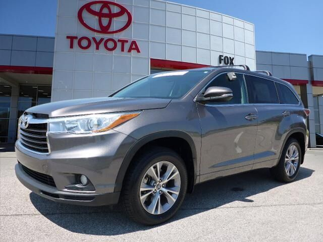 2016 Toyota Highlander LE Plus Clinton TN