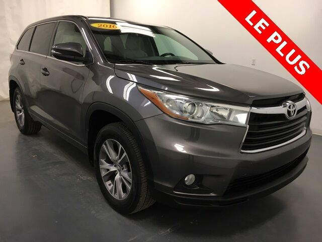 2016 Toyota Highlander LE Plus V6 AWD Holland MI