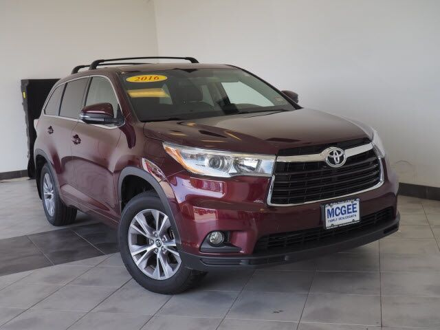 2016 Toyota Highlander LE V6 Epping NH