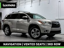 2016_Toyota_Highlander_Limited AWD 3rd Row Blind Spot Assist Back-Up Cam_ Portland OR