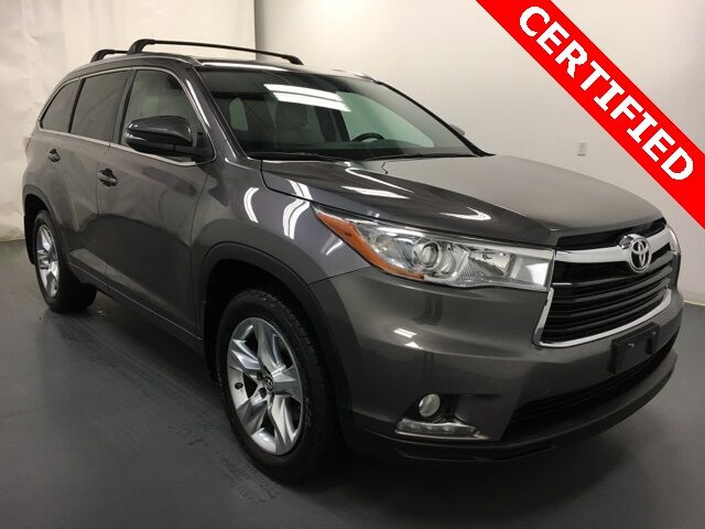 2016 Toyota Highlander Limited AWD Holland MI