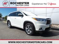 2016 Toyota Highlander Limited AWD Rochester MN